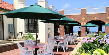 Located On The North S Of Long Island La Casa Café Was Elished In 1993 And Is One Very Few Restaurants Directly Beach
